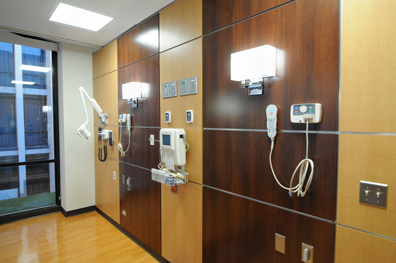 Loyola University Medical Center - Postpartum Room ... & SRC Electric LLC | Photos (Loyola University Medical Center)